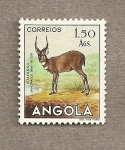 Stamps Angola -  Sitatonga