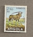 Stamps Africa - Angola -  Gacela Oryx