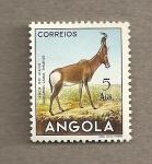 Stamps Angola -  Vaca
