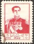 Stamps : Asia : Iran :  reza phalevi