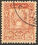Stamps Asia - Syria -  sol