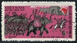 Sellos de Asia - Vietnam -  200 Aniversario Batalla