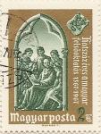 Sellos de Europa - Hungría -  Felsoktátás 1367-1967