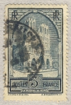 Stamps France -  Cathedral de Reims