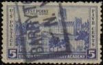 Sellos de America - Estados Unidos -  USA 1936 Scott 789 Sello Armada US Academia Militar West Point usado Estados Unidos Etats Unis
