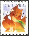 Stamps Canada -  hojas