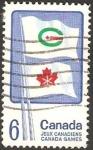 Stamps Canada -  juegos canadienses