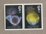 Sellos de Europa - Reino Unido -  Congreso postal y 100 Conferencia Interpalamentaria