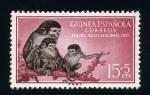 Stamps Spain -  día del sello colonial