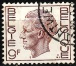 Stamps Europe - Belgium -  Rey Balduino de Bélgica