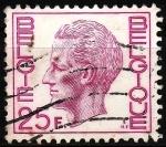 Sellos de Europa - Bélgica -  Rey Balduino de Bélgica