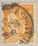 Stamps France -  Paix