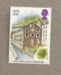 Sellos de Europa - Reino Unido -  Arqueología industrial