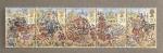 Stamps United Kingdom -  Evento del Lord Mayor de Londres