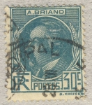 Stamps Europe - France -  A.briand