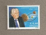 Stamps Italy -  Ludovico Geymonat