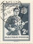 Stamps Hungary -  MUNKASORSEG 1957-1967