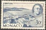 Stamps Monaco -  vista de monaco y roosevelt