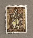 Stamps Portugal -  Obras de Gil Vicente