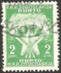 Stamps : Europe : Yugoslavia :  antorchas