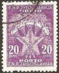 Stamps Yugoslavia -  antorchas