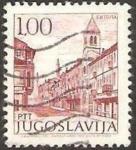 Stamps : Europe : Yugoslavia :  ciudades