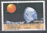 Sellos del Mundo : Europa : España : Exposición Universal de Sevilla 1992.