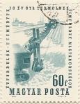 Stamps Hungary -  30 ÉVÓTA TERMELNEK