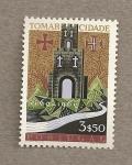 Sellos de Europa - Portugal -  800 Aniv. de la ciudad de Tomar