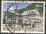 Stamps Asia - Taiwan -  palacio de chungshan