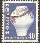 Stamps Asia - South Korea -  orfebreria