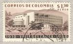 Sellos de America - Colombia -  conservatorio Antonio Maria Valencia