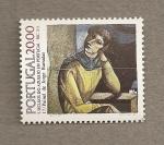 Stamps Portugal -  5 siglos de azulejos