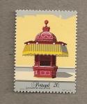 Sellos de Europa - Portugal -  Kioscos de Lisboa