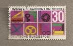 Sellos de Europa - Alemania -  Símbolos de duferentes artesanías