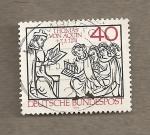 Sellos de Europa - Alemania -  Tomás de Aquino