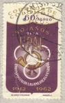 Stamps Colombia -  50 años de la UPAE  1912-1962
