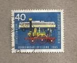 Stamps Germany -  Exposición Internacional