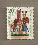 Stamps Germany -  Para los jóvenes