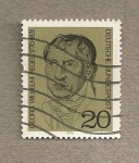 Stamps Germany -  Hegel