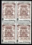 Sellos de Europa - España -  1980 300 Anv  Bajada Ntra Sra Nieves a Sta Cruz de la Palma