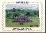 Stamps : America : Honduras :  ARQUEOLOGÍA