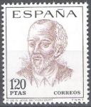 Sellos de Europa - España -  Centenarios de celebridades.Juan de Bethencourt.