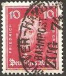 Stamps Germany -  federico el grande