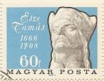Sellos de Europa - Hungría -  Esze Camás 1666-1708