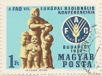 Stamps of the world : Hungary :  FAO FIAT PANNIS