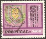 Sellos de Europa - Portugal -  XXV anivº de la estacion melhoramento de plantas