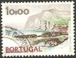 Stamps : Europe : Portugal :  cabo girao, madeira