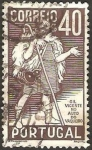Stamps Portugal -  gil vicente
