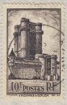 Stamps France -  Le donjon du château de Vincennes